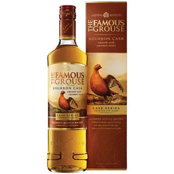 The Famous Grouse Bourbon Cask Blended Whisky