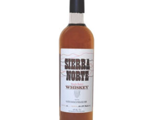 Sierra Norte Black Corn Whiskey