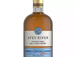 Spey River Single Malt Sherry Cask Scotch Whisky