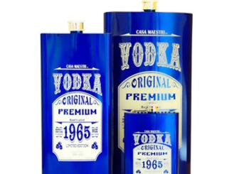 Casa Maestri Vodka