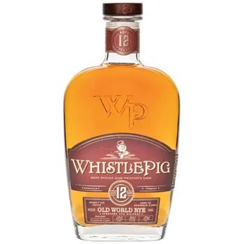 WhistlePig 12 Year Bespoke Rye Barrel Select