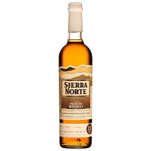 Sierra Norte White Corn Whiskey