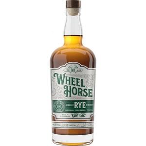 Wheel Horse Rye