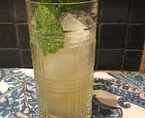 Tequila Smash Recipe