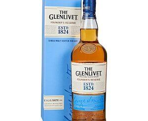 Glenlivet Founder's Reserve Single Malt Scotch