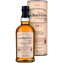 Balvenie Caribbean Cask 14-year Single Malt